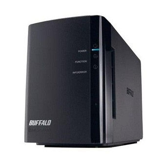 Recupero da Nas Buffalo Linkstation 2tb mirrored